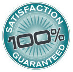 Satisfaction 100% Guaranteed
