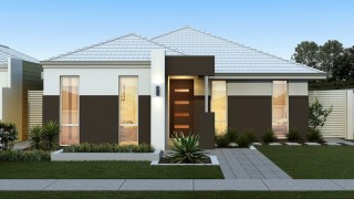 Aubin Rise - Option 1 - 10m  3Bed