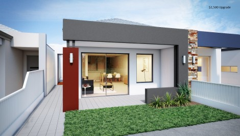 Aubin Rise - Option 1 S/L Garage