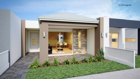 Aubin Rise - Option 3 S/L Garage