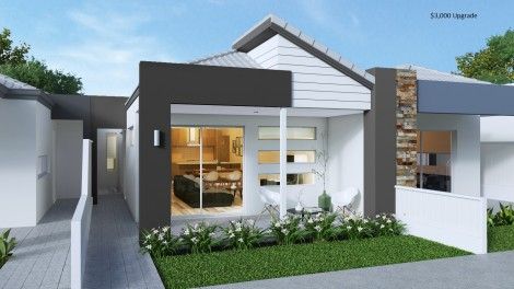 Aubin Rise - Option 2 S/L Garage