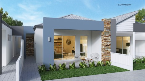 Aubin Rise - Option 5 S/L Carport