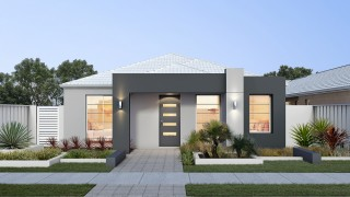 Aubin Rise - Option 1 - 10.8m  3Bed