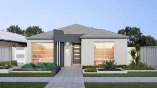 Aubin Rise - Option 2 - 10.8m  3Bed