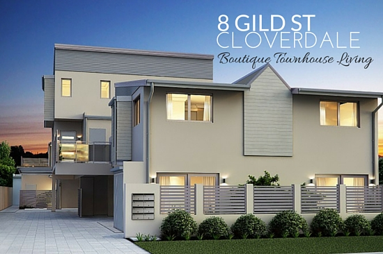 Johnson Property Group 8 Gild Street Cloverdale Development