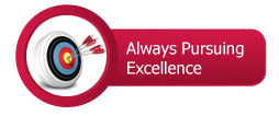 Always Pursuing Excellence