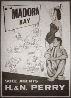 Madora Bay History