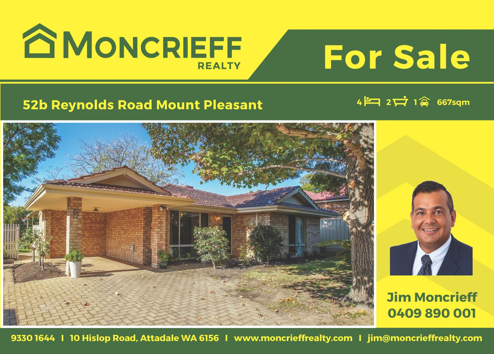 Selling With Moncrieff   attadale real estate agents