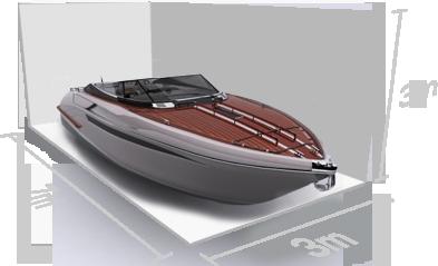 Boat Long Single Warehouse