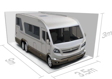 Caravan Mini Warehouse